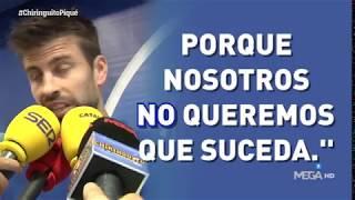 El 'DARDO' de PIQUÉ a la DIRECTIVA del Barça | IMAGEN CHIRINGUITO
