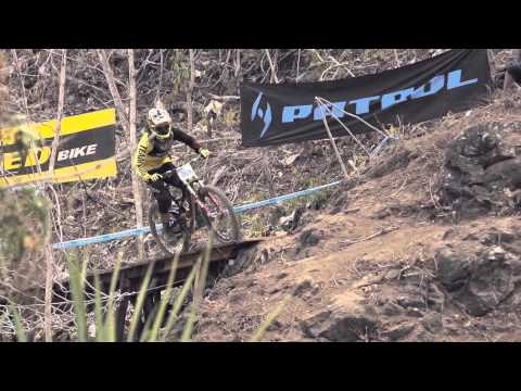 Asia Pacific Downhill Challenge '14 - Day 3 Race