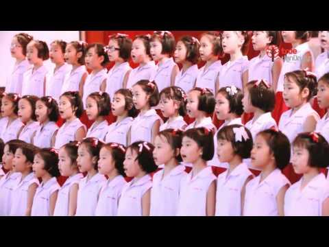 เพลงชาติ : นักร้องประสานเสียง วัฒนาวิทยาลัย