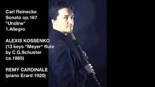 REINECKE - Undine, Sonata op.167 (1) - Kossenko