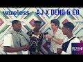 Wireless 2018: EO joins our interview with AJ x Deno: Media Spotlight UK