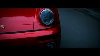 Немецкая классика - Porsche 911 964 Turbo