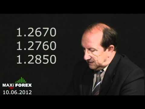 Форекс Прогноз на Неделю: 10.06.2012 |  MaxiForex (МаксиФорекс)