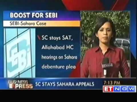 Supreme Court Stays Proceedings on Sahara, Subrata Roy's Plea