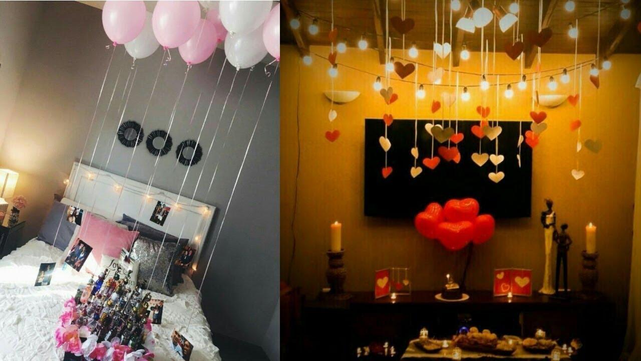 Beautiful Unique Surprised Birthday Decorations Ideas