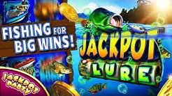 Fishing Bonus in Jackpot Lure!