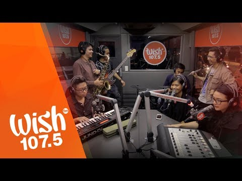 "Extrapolation performs ""Feeling Better"" LIVE on Wish 107.5 Bus"
