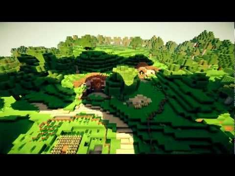 The Shire - Hobbit House | Minecraft