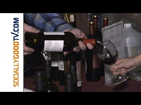 Cleveland Uncork A Cure benefiting the Cystic Fibrosis Foundation (sponsored by 107.3 The Wave)