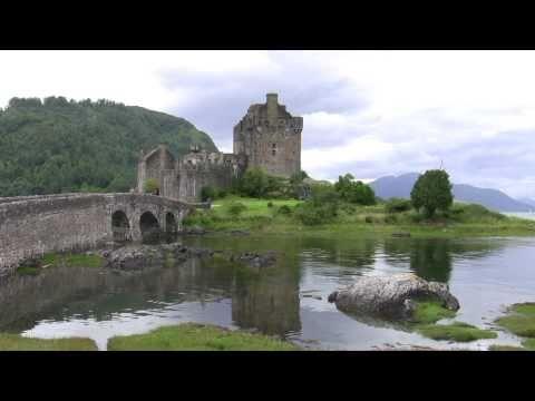 Loreena McKennitt - Highwayman - Scotland trip HD video with Canon HF10