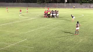 Rhinox rugby club VS mokana rugby club semifinales 2018 parte 1