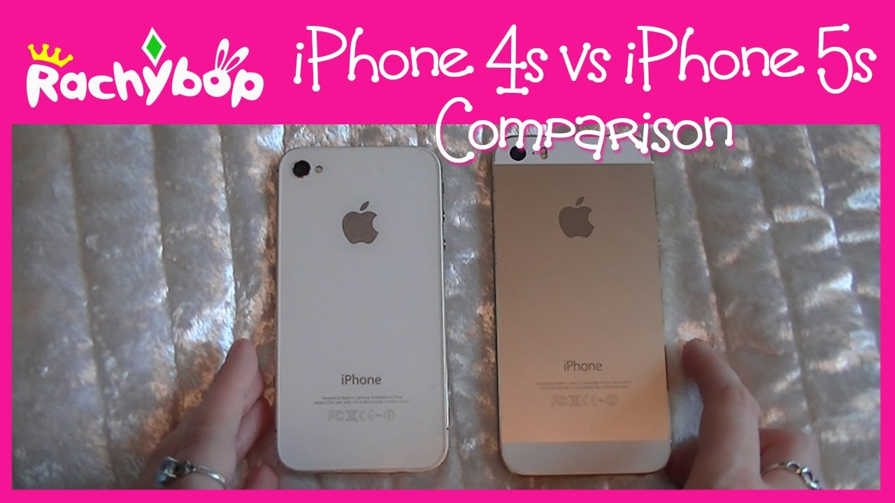 iphone 5s reviews iphone 4s white vs iphone 5s gold comparison 11243