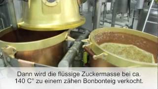 Bonbon-Produktion der Firma JUNG
