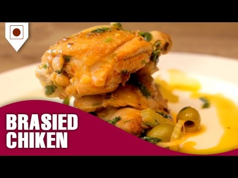 How To Make Braised Chicken With Fennel