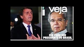Paulo Guedes: Posto Ipiranga ?