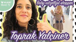 Toprak Yalçiner: Wat moet je KOPEN voor de BABY? UITZETLIJST én babykleertjes | Shopvlog