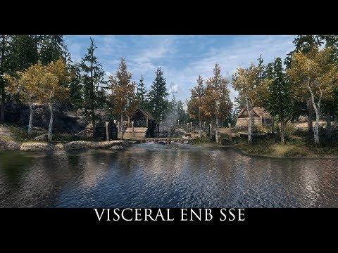 Skyrim SE Mods: Visceral ENB SSE