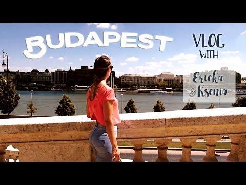 BUDAPEST Vlog #2