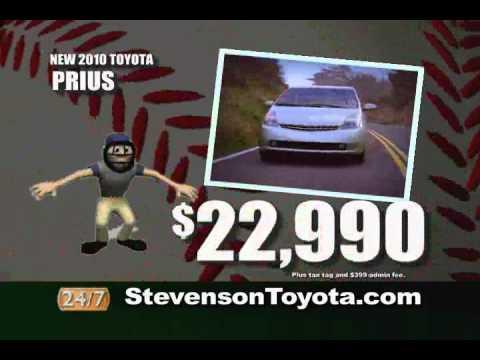 Stevenson Toyota Of Jacksonville NC