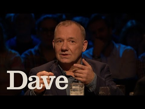 Bob Mortimer The Crocodile Hunter | Alan Davies As Yet Untitled | Would I Lie To You | Dave