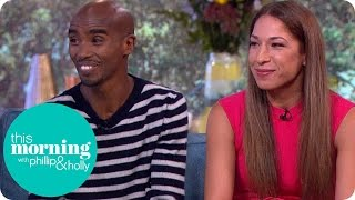 Mo And Tania Farah On Juggling The Olympics And Family Life | This Morning