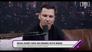 Sean Avery on 'Drinks with Binks' | S1E10, Full Episode | fubo Sports Network (11/15/19)