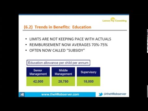 Webinar: Latest Pay Trends In The GCC