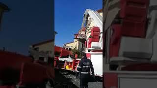 Foc casa Baia Mare1