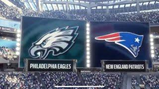 Madden 18 eagles vs patriots superbowl 52