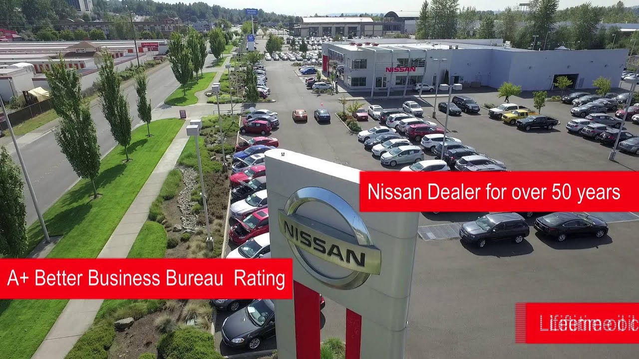 YOUNKER SPOT-Younker Nissan of Renton - YouTube