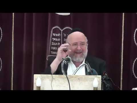 הרב ברוך רוזנבלום   פרשת בלק ה׳תשע״ט