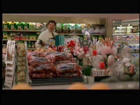 Because of Winn Dixie Grocery Store Scene
