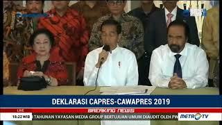 Download Video Jokowi Resmi Pilih Ma'ruf Amin sebagai Cawapres MP3 3GP MP4