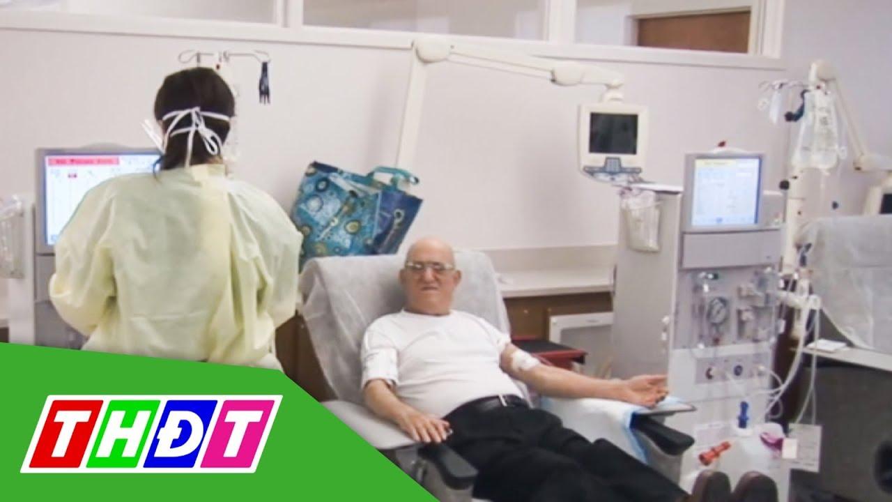 Hiện tượng đông máu bí ẩn ở bệnh nhân Covid-19 | THDT