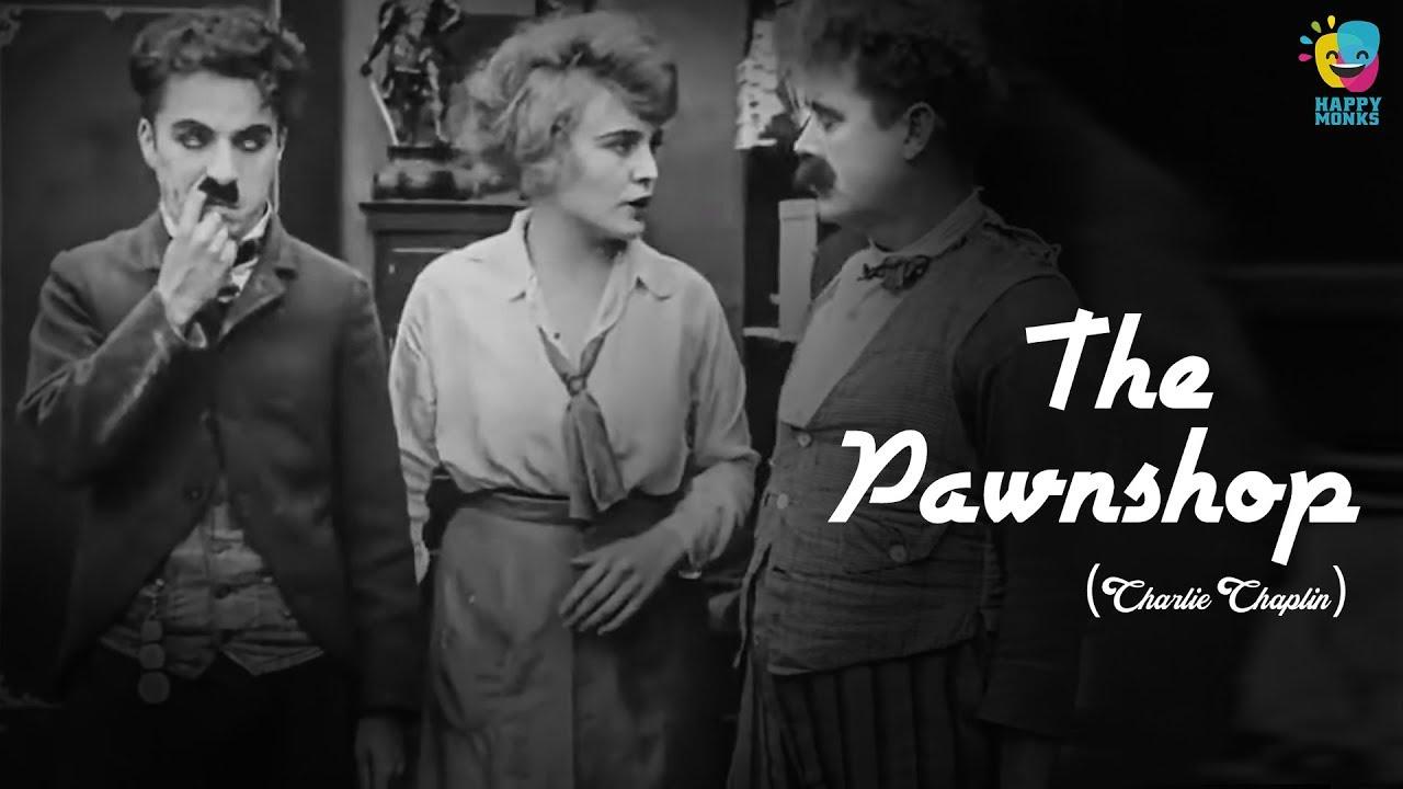 Charlie Chaplin The Pawnshop (1916) Silent Film | Henry Bergman | Edna Purviance