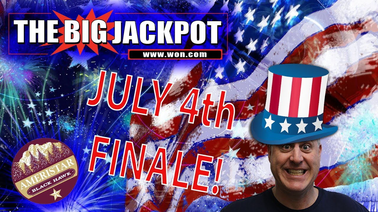 4th of July Slot Machine - Play Online for Free Now