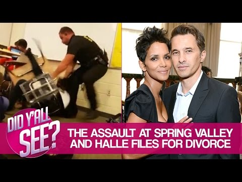 Assault At Spring Valley, Aurora Perrineau Too Light & Halle Berry Divorce | Did Y'all See?