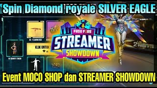 cara dapeti bundle summer party GRATIS!! + Spin diamond royale SILVER EAGLE!!
