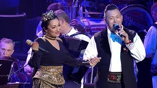 Andra &amp Sandel - Drumul Vietii Ne Desparte (Concert Traditional)