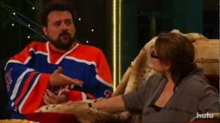 flushyoutube.com-Spoilers with Kevin Smith: Interview with Carrie Fisher