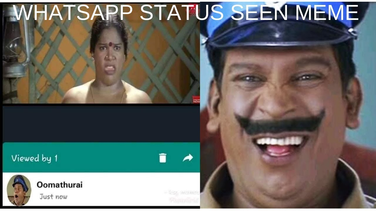 Trending Today Meme Whatsapp Status Seen Youtube