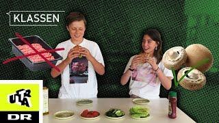 Hvordan smager en klimaburger? | Klassen | Ultra