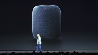 Smart Speaker, New iMacs Debut At Apple Expo