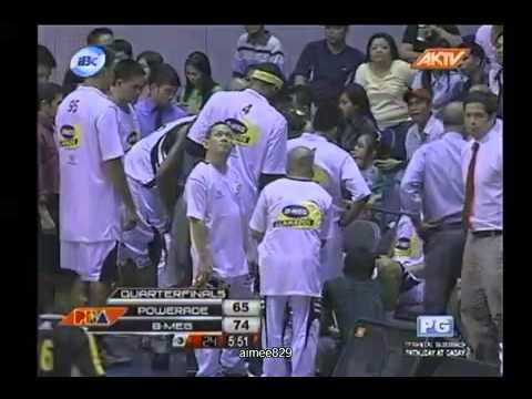 EPIC || All Filipino Cup QF G2 || Bmeg Llamados vs Powerade Tigers || 12/18/13