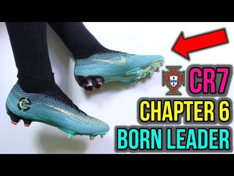 "PORTUGAL LEGEND! - CR7 CHAPTER 6 ""BORN LEADER"" Nike Mercurial Superfly 6 Elite - Review + On Feet"