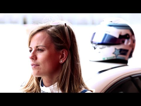 Quick-Interview with Susie Wolff - Mercedes-Benz original