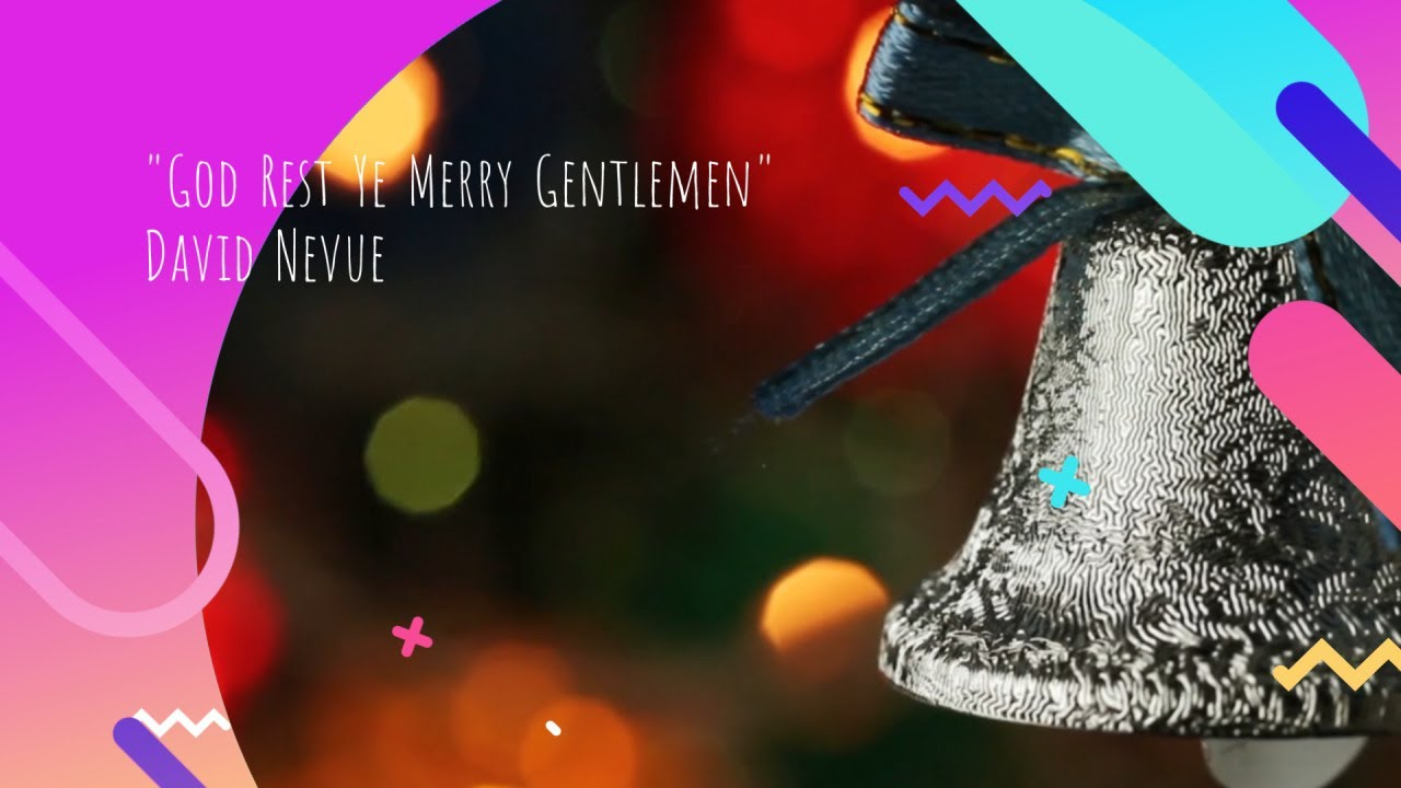 """God Rest Ye Merry Gentlemen"" by David Nevue (Christmas Piano Music) - YouTube"