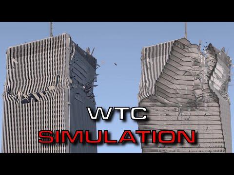 Blender Demolition - Case Study: World Trade Center (Demo 3)