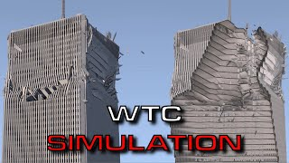 Blender Demolition - Case Study: World Trade Center (Demo 3)