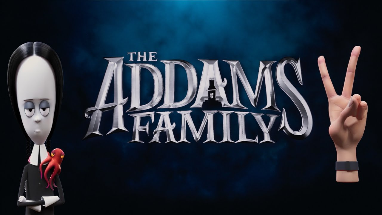 THE ADDAMS FAMILY 2 | In Theaters Halloween 2021 | Official Announcement -  YouTube